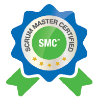 Scrum Master Certified SMC Logo